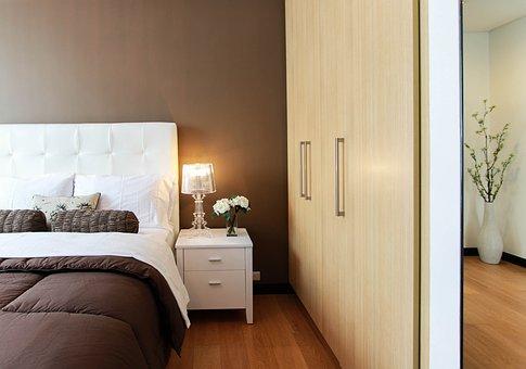 imagen de un dormitorio