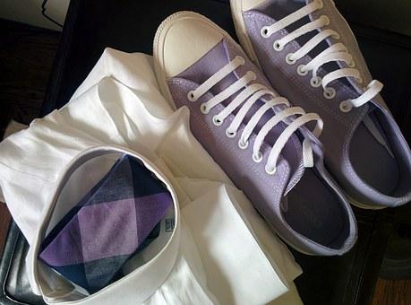 composición de ropa masculina