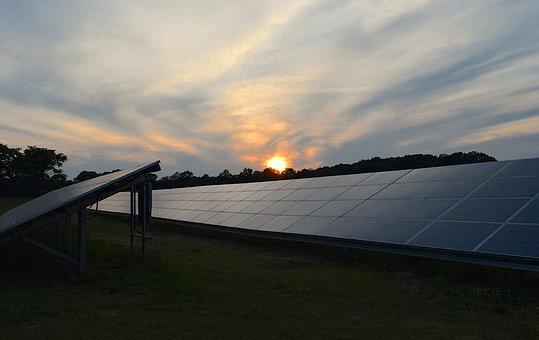 imagen de placas solares