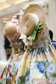 imagen de moda infantil