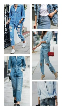 total look collage